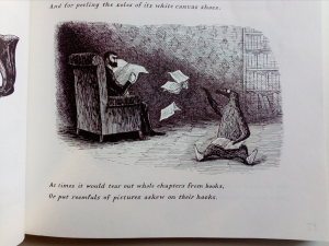 Ilustracja Doubtful Guest (Osobliwy Gość)